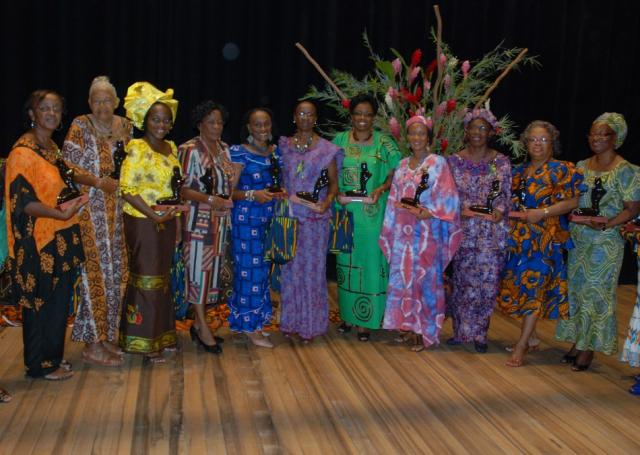 BHS Old Students recognised as Outstanding Women of African Descent